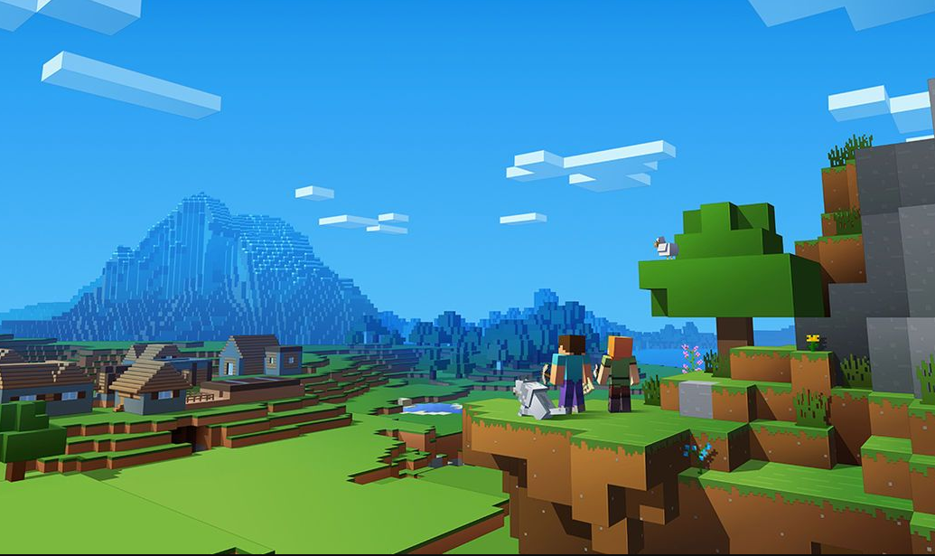 minecraft gives education for free